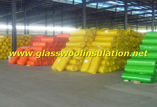 China glass wool insulation manufactures