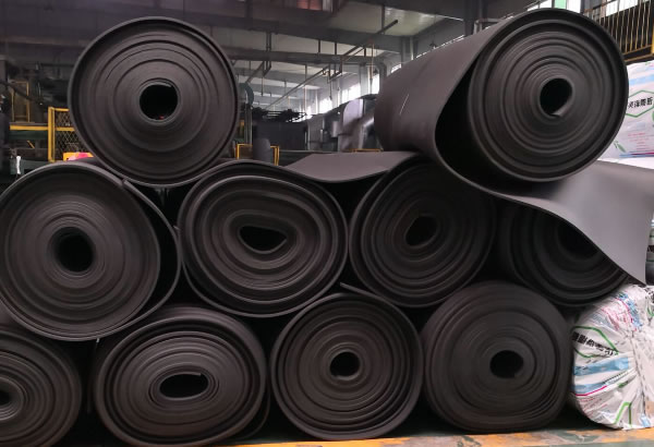 Foam Rubber Insulation