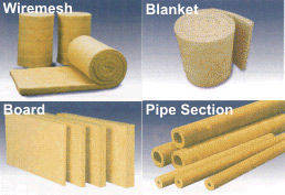 rock wool Pipe Section Insulation