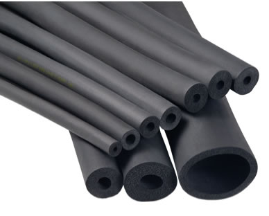 Foam Rubber Insulation Tube