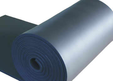 Foam Rubber Insulation Rolls