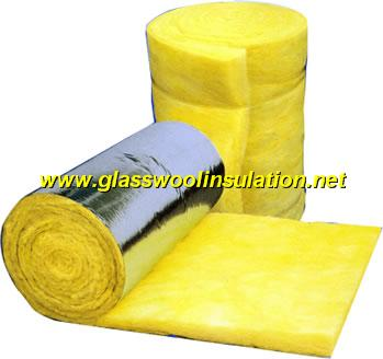 Glass Wool PE Shringked Bag